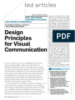 Design Principles for Visual Communication