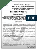 Funiversa 2011 Hfa Residencia Medica Prova