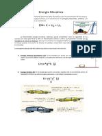 guía de energía mecánica