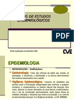 Tipos de Estudios Epide
