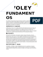 Fundamentos Del Voley