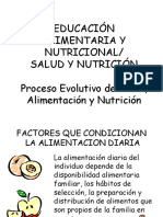 Proceso Evolutivo de Salud