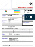 Silver Iodide MSDS Sheet