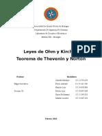 Informe2 practica de lab de circuitos y electronica