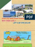 Solar Smart City PPT
