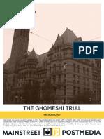 Mainstreet - Ghomeshi Trial