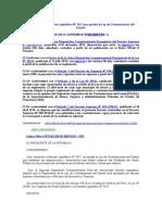 Reglamento Del Decreto Legislativo Nº 1017 Que Aprobó La Ley de Contrataciones Del Estado