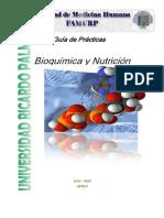 Guia de Bioquimica y Nutricion 2015-II
