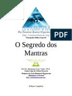 O SEGREDO DOS MANTRAS.PDF