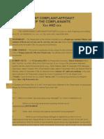 JOINT COMPLAINT.doc
