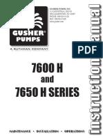 7600h_7650h Cusher Pump Operation Manual