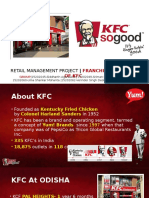 KFC Franchisee Business
