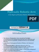 Hydraulic Robotic Arm[1]