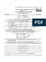 1401792831_Design and Analysis of Algorithms 2-2 Set-1 A