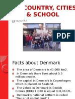 Presentation of Denmark