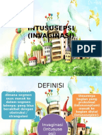 Intususepsi