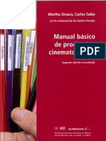 Orozco, Martha, Taibo, Carlos - Manual de Producción Cine