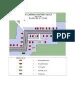 Contoh Peta Desa