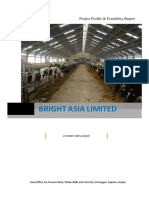 Project Profile on Dairy Plant