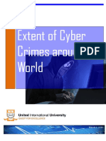 Extent of Cyber Crimes Around the World