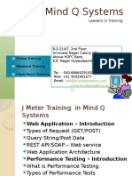JMeter Training in Hyderabad