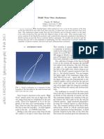 Analemma paper