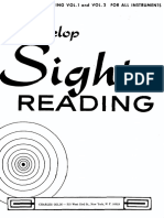 61626591 Develop Sight Reading