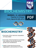 26697606 Biochemistry Introduction