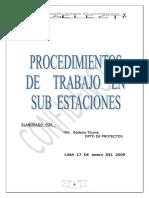 Procedimientos Pruebas Subestaciones Select