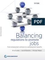 2015-World Bank-Balancing Regulations to Promote Jobs