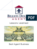 Billion Dollar Agent