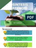 8. Biosintesis Terpenoid Melalui Jalur Mevalonat