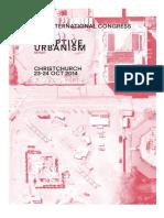 Adaptative Urbanism