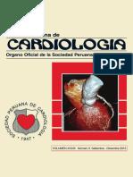Revista Peruana de Cardiología - Sociedad Peruana de Cardiología