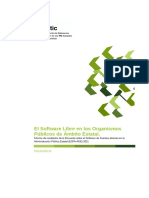 Softwarelibre Organismosoftwarelibre_organismospublicos_ambitoestatal_2011spublicos Ambitoestatal 2011