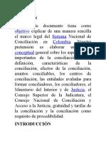 ENSAYO DE LA CONCILIACION.docx