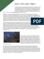 Desarrollo de ECommerce + Web + postes - P?gina 1