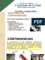 Auditoría de Contingencias