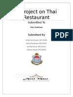 Entrepreneurship Report (2)