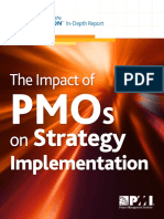 PMO's Strategy Implementation