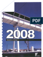 REFER - Relatório e Contas 2008