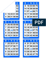 Bingo 18