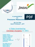Measurement Pressure
