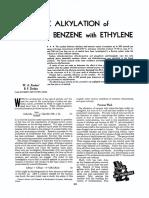 EthylBenzene  eine Industrie, die alle möglich machen kann