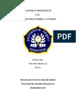 laporan praktikum 2007