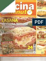 Cocina Minuto Nº 3 - Ediciones Bienvenidas