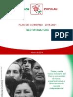 Plan Cultura (Resumen)