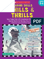 Reading Skills, Chills & Thrills - Scholastic