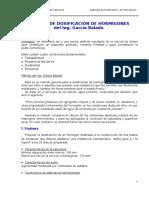 Dosificación de Hormigones. Método Ing. García Balado