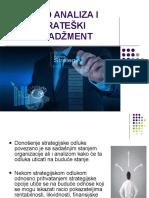 Nikola Đorđević - Racio Analiza i Strateški Menadžment